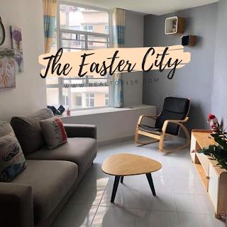 Chung cư The Easter City 02 phòng ngủ huyện bình chánh