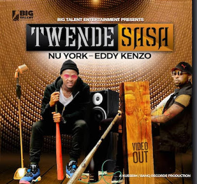 "Video NU YORK ""da styla"" & Eddy Kenzo - Twende Sasa (Holiday) 