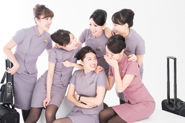 華航空姐制服團拍藝術照紀念寫真攝影工作室