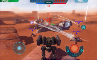 War Robots Apk Data Obb - Free Download Android Game
