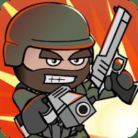 Doodle Army 2 Mini Militia Mod 4.1.0 APK Pro Pack