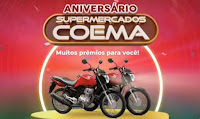 Promoção Aniversário Supermercados Coema