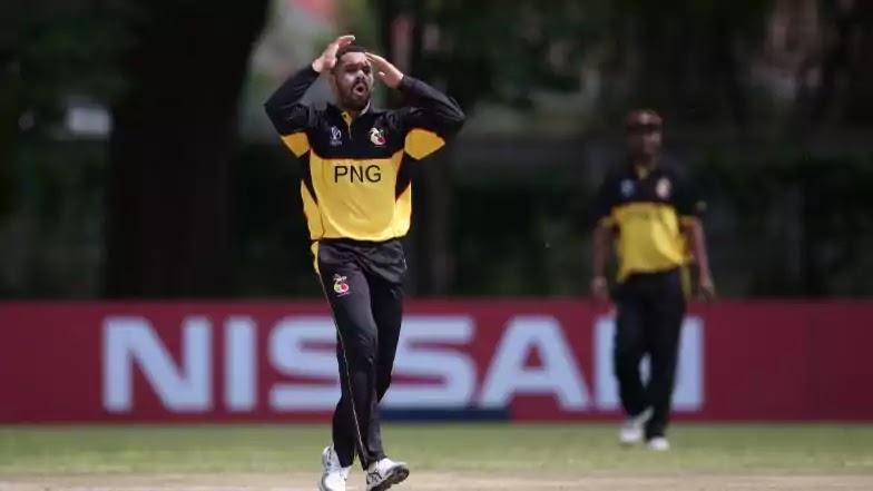 CricketHighlightsz - PNG vs USA 1st ODI 2021