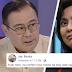 """Former TV Host on Robredo: """"Na confirm niya mismo na may utak nga siya, hindi nga lang matalas.."""""""