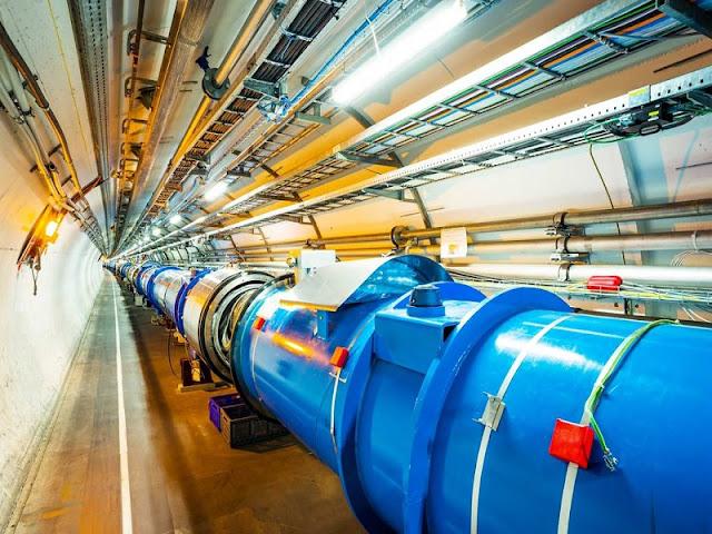 Large Hadron Collider, Thụy Sĩ