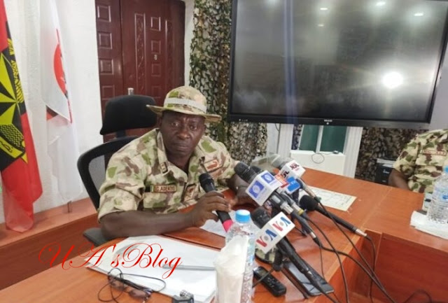 Army raises alarm over setting up of checkpoint by Boko Haram