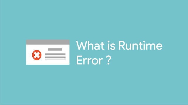 what is runtime error