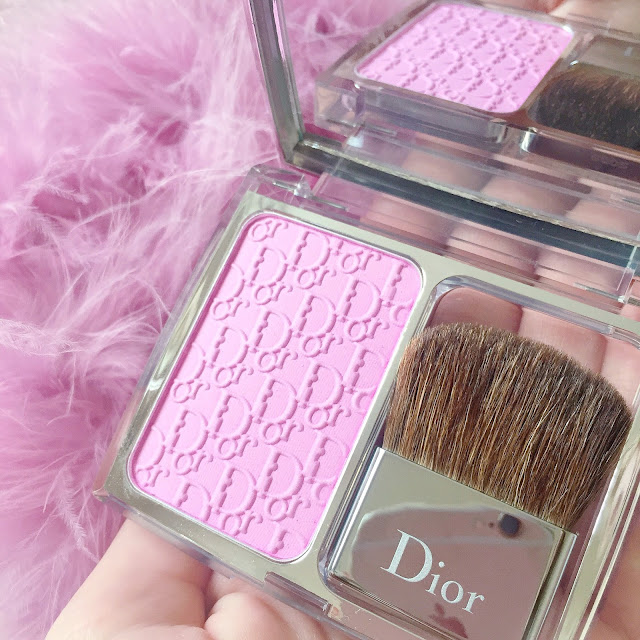 Love, Catherine | Dior Rosy Glow Blush