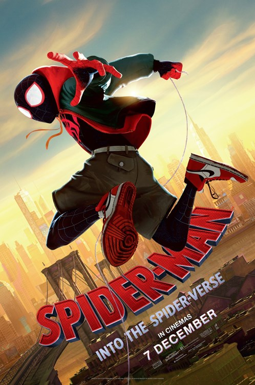 Review Filem Spider-Man: Into The Spider-Verse
