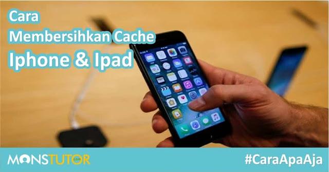 Cara Membersihkan Cache Iphone