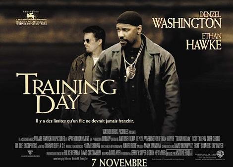 Download Training Day (2001) Dual Audio [Hindi+English] 720p + 1080p Bluray ESubs
