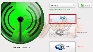 bobol wifi menggunakan aplikasi fern wifi cracker