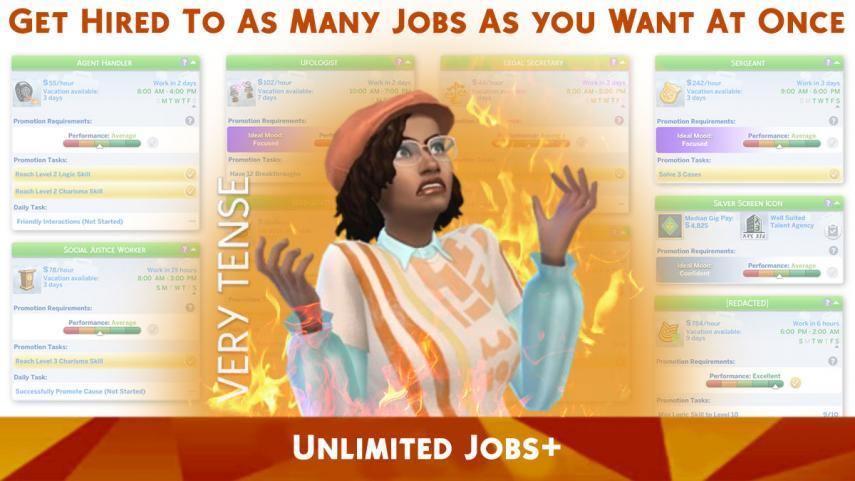 Unlimited jobs ( download )