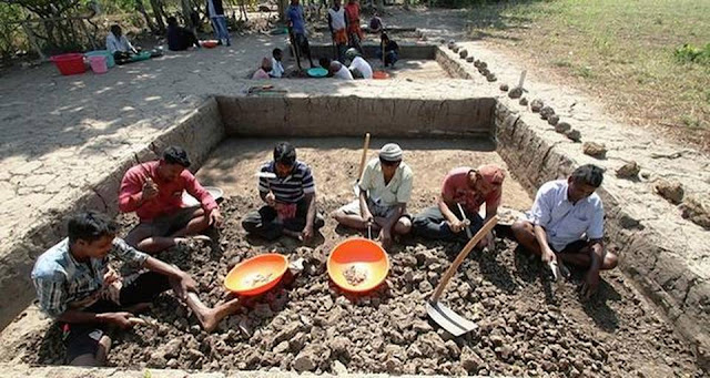 Odisha delta site is 3,600 years old