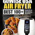GoWise USA Air Fryer Cookbook: BEST 100+ Complete Delicious Simple Healthy and Easy to Make Crispy Air Fry Recipes (BEST Air Fryer Recipes) by Sarah Conner