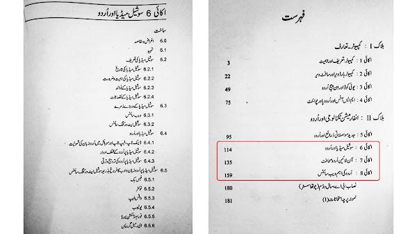 braou urdu book technology chapter-6