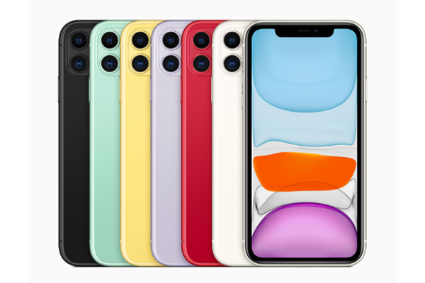 APPLE announces iPhone 11