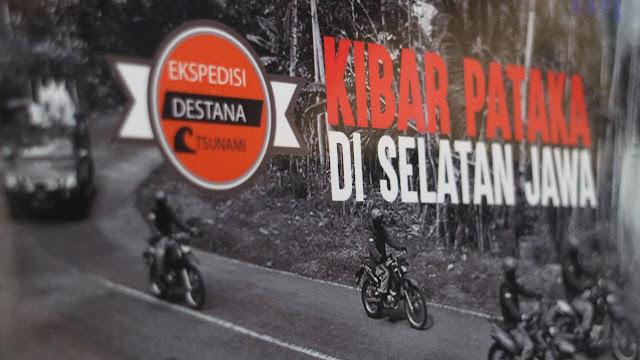 Buku Ekspedisi Desa Tangguh Bencana Tsunami di Selatan Jawa Resmi Diluncurkan