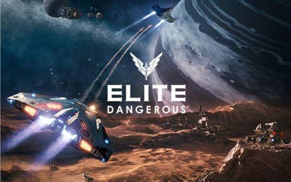 Best Space-themed Games Elite Dangerous