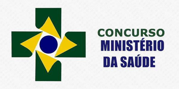 CONCURSO: Saiu o edital do MINISTÉRIO DA SAÚDE - 4117 vagas - Salários: R$ R$ 1.700,00 a R$ 11.000,00