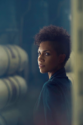 Image of Dominique Tipper in The Expanse Season 2 (16)