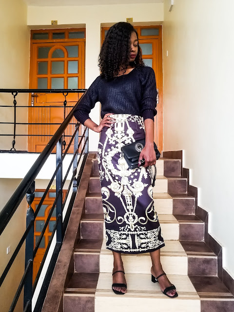 How To Look Great In A Statement Skirt