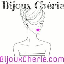 Logo de la boutique Bijoux Chérie - Blog beauté Les Mousquetettes