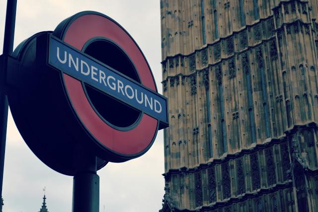 Underground em Londres