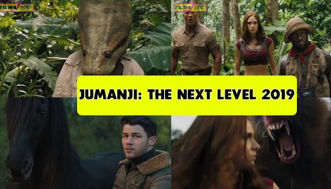Jumanji: The Next Level 2019 Full HD Movie Download - The Rock