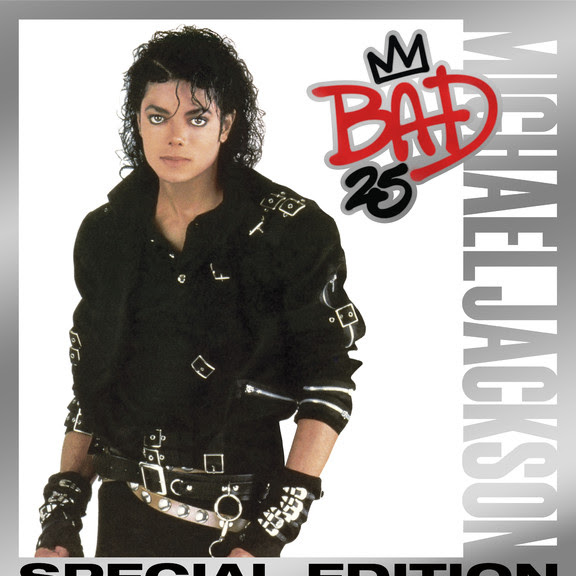 Michael Jackson - Bad (25th Anniversary Special Edition) Cover