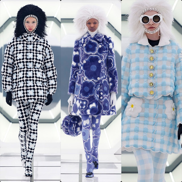 Moncler 8 Richard Quinn Fall-Winter 2020-2021 Milan by RUNWAY MAGAZINE