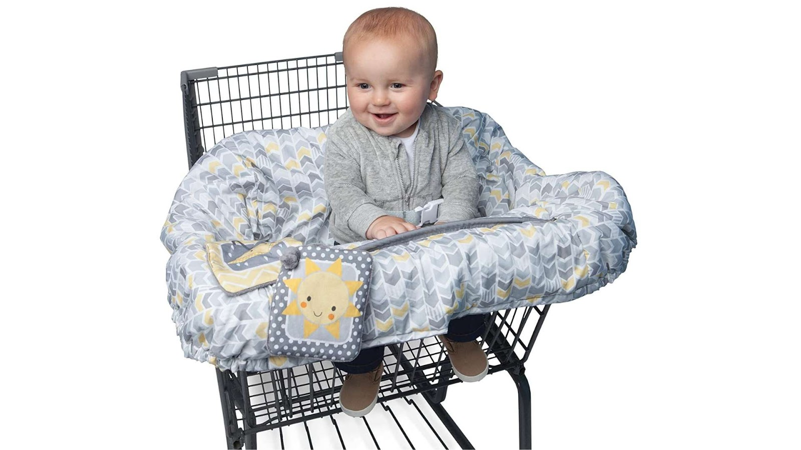 Best Shopping cart cover for newborn babies 6