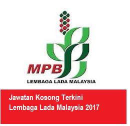 Jawatan Kosong Terkini Lembaga Lada Malaysia