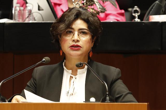 """Anita Sánchez llama a autoridades apoyar a Michoacán por afectaciones del huracán """"Enrique"""""""