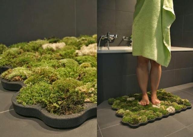 Decorar el baño en primavera