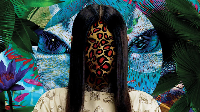 Mat Maitland creative commercial project for Kenzo – 2013 Resort collection