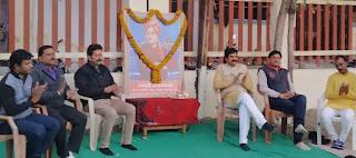 राष्ट्रीय युवा दिवस के रूप में विवेकानंद जयंती मनाई