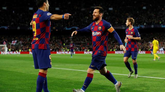 تشكيل برشلونة ضد أتليتيكو مدريد عبر سوفت سلاش