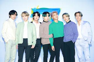BTS Berhasil Cetak Rekor Dunia Dengan Album 'Map of the Soul: 7'