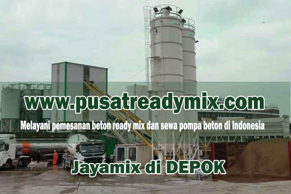 Harga Beton Jayamix Sawangan 2020