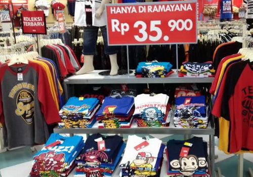 Tinuku Ramayana partnered with Lazada to drive online sales