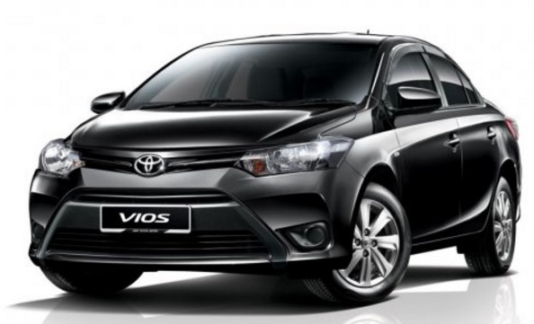 2018 Toyota Vios Colors
