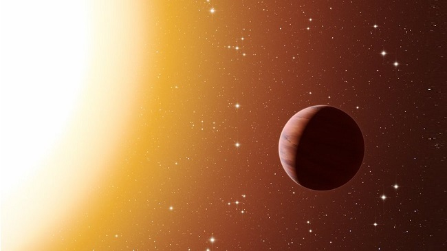 Exoplaneta WASP-76b/Reprodução