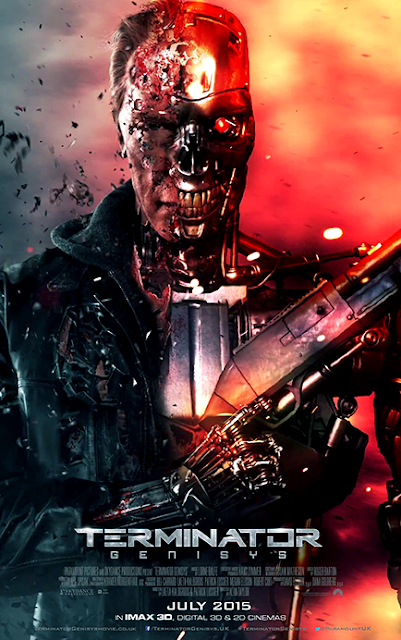 Poster oficial TERMINATOR: GENISYS