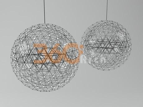 [3D Model Free] Modern lights set 1