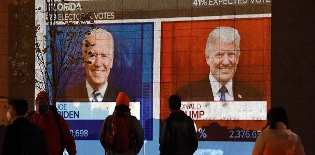 Tendang Donald Trump, Joe Biden Berhasil Ambil Alih Georgia