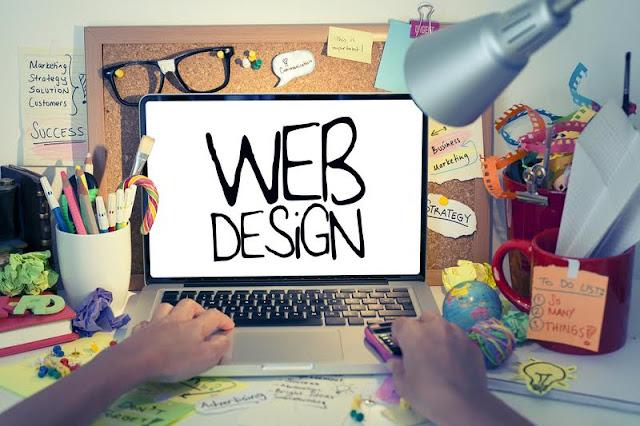 كورس تصميم مواقع