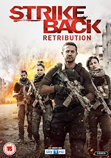 Strike Back: Retribution Complete Season 6 (2018)