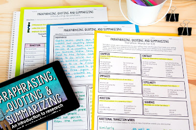 Teaching Students How to Summarize Text