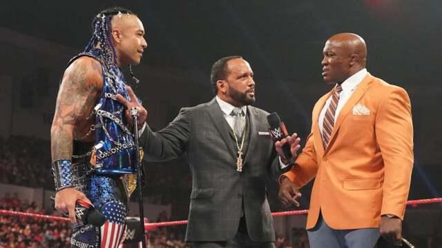 داميان بريست يطالب بمواجهة بوبي لاشلي من أجل لقب WWE